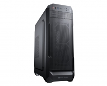 CC-COUGAR Case MX331 Mesh-Χ Middle ATX Black