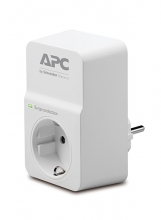 APC Essential SurgeArrest PM1W-GR 1Οutlet