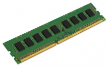 KINGSTON Memory KVR16N11S8/4, DDR3, 1600MHz, Single Rank, 4GB