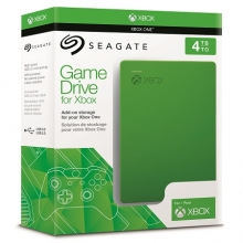 SEAGATE HDD GAME DRIVE for XBOX 4TB STEA4000407, USB 3.0, 2.5''
