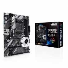 ASUS MOTHERBOARD PRIME X570-P, AM4, ATX