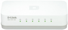 DLINK Switch GO-SW-5E, 5 port, 10/100 Mbps