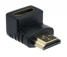 PT adapter HDMI 1.4V(F)/(M) - 90 Μοίρες