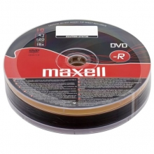 MAXELL DVD-R 4,7Gb 10 Cake box 16x