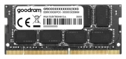 GOODRAM Μνήμη DDR3L SODimm GR1333S3V64L9-4G, 4GB, 1333MHz PC3-10600, CL9