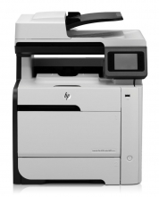 HP used Εκτυπωτής LaserJet M475dn, Color, MFP, με toner