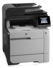 HP used Εκτυπωτής LaserJet M476dn, Color, MFP, no toner