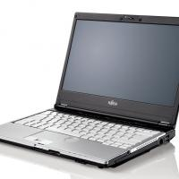 "FUJITSU used Laptop Lifebook S760, i5-520M, 4/160GB HDD, 13.3"", DVD, FQ"