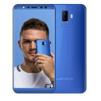 "LEAGOO Smartphone M9, 5.5"" HD IPS, Quad Core, 2GB/16GB, Quad Cam, Blue"