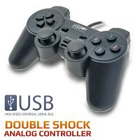 Gaming Pad για PC με Δόνηση Double Shock