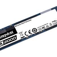 KINGSTON SSD M.2 A2000 SA2000M8/250G, 250GB, NVMe, PCIe