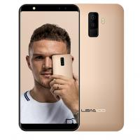 "LEAGOO Smartphone M9, 5.5"" HD IPS, Quad Core, 2GB/16GB, Quad Cam, Gold"
