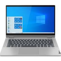 LENOVO Laptop IdeaPad Flex 5 Convertible, 14''/R3-3400U/8GB/256GB/AMD Radeon Integrated Graphics/Win 10 Home S/2Y CAR/Platinum Grey