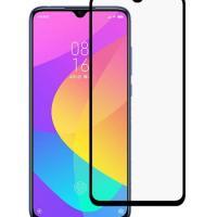 POWERTECH Tempered Glass 5D Full Glue, Xiaomi Mi CC9 Qualcomm, μαύρο