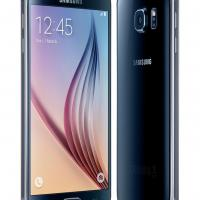 "SAMSUNG Refurbished Smartphone Galaxy S6, 4G, 5.1"", 3GB, 128GB, Blue, SQ"