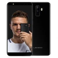 """LEAGOO Smartphone M9, 5.5"""" HD IPS, Quad Core, 2GB/16GB, Quad Cam, Black"""
