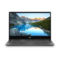 DELL Laptop Inspiron 7391 2in1 13.3'' UHD IPS Touch/i7-10510U/16GB/512GB SSD/UHD Graphics 620/Win 10 Pro/1Y PRM/Black