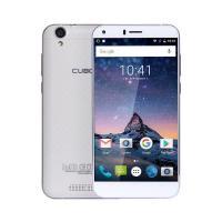 """CUBOT Smartphone Manito, 5"""" HD, 4G, 3GB/16GB, Quad-Core, Dual Camera, White"""