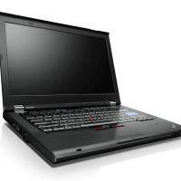 "LENOVO used Laptop T420, i5-2410M, 4GB 320GB, 14"", DVD-RW, Cam, SQ"
