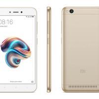 """XIAOMI Smartphone Redmi 5A 5"""" HD, 4G, 2GB/16GB, 4 Core, 13MP, Gold"""