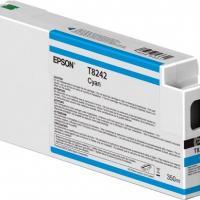 EPSON Cartridge Cyan C13T824200 350ml