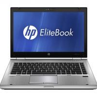 "HP used Laptop EliteBook 8470P, i5-3210M, 4GB, 320GB, DVD-RW, 14.1"", FQ"