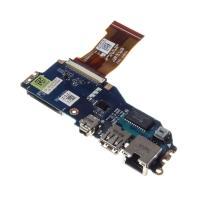 Dell Latitude E4200 Firewire/USB/Card/Ethernet Board