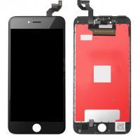 TW INCELL LCD για iPhone 6s Plus, camera-sensor ring, earmesh, μαύρη