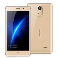 "LEAGOO Smartphone M5, 5"" IPS, Quad Core, 2GB RAM, Fingerprint, Gold"