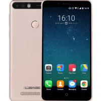 "LEAGOO Smartphone KIICAA Power, 5"" HD, Quad Core, 2/16GB, 4000mAh, Gold"