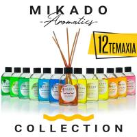 12 Τεμάχια Αρωματικά Χώρου MIKADO