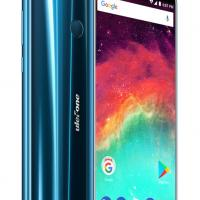 """ULEFONE Smartphone MIX 2 5.7"""", 4G, 2GB/16GB, 4 Core, Dual Camera, Blue"""