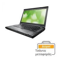 "Lenovo T430 i5-3210M/14""/4GB/320GB/DVD/CAM/7P Grade AB Refurbished LAPTOP"