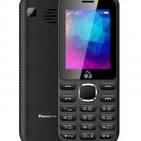 POWERTECH Κινητό Τηλέφωνο PTM-07, Dual Sim, Multimedia, 2800mAh, μαύρο