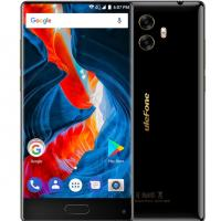 "ULEFONE Smartphone MIX 5.5"", 4G, 4GB/64GB, Octa Core, Dual Camera, Black"