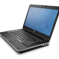 """DELL used Laptop E6440, i5-4200M, 8/120GB SSD, 14"""" 1600X900, Cam, SQ"""