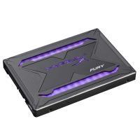 KINGSTON SSD HyperX FURY RGB SHFR200/480G, 480GB, SATA III, 2.5''