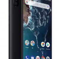 """XIAOMI Smartphone Mi A2, 5.99"""", 4/64GB, Dual Camera, 3000mAh, μαύρο"""