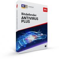 BITDEFENDER ANTIVIRUS PLUS 3 PC 1 Mobile Security 1 Year